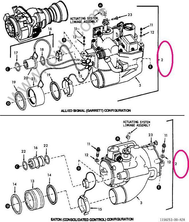 2995 01 460 1334 Valve Assembly Anti Icing Jet Engine